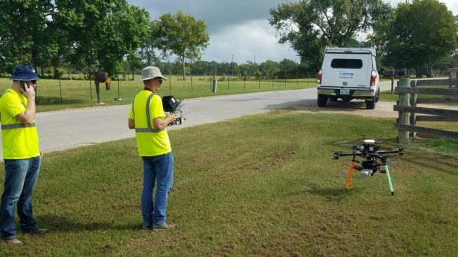 Drone LiDAR for MidSouth Synergy