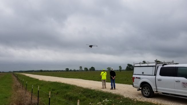 McCord Helicopter LiDAR Photo Drone